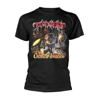 TANKARD Chemical Invasion, Tシャツ