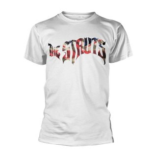 THE STRUTS Flag Logo, Tシャツ