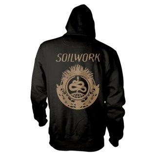 SOILWORK Snake, パーカー
