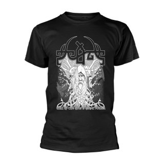 SCALD Will Of The Gods Is Great Power, Tシャツ