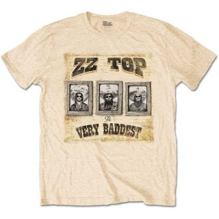 ZZ TOP Very Baddest, Tシャツ