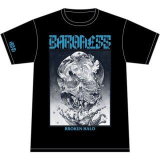 BARONESS Broken Halo, Tシャツ
