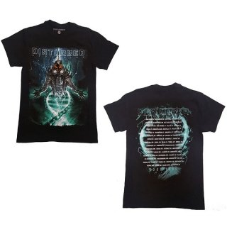 DISTURBED Evolve Dateback, Tシャツ
