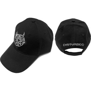 DISTURBED Icon & Logo, キャップ