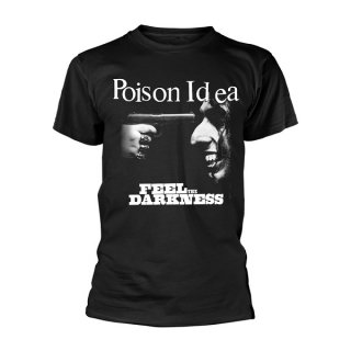 POISON IDEA Feel The Darkness, Tシャツ