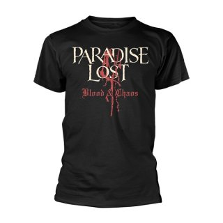 PARADISE LOST Blood And Chaos, Tシャツ