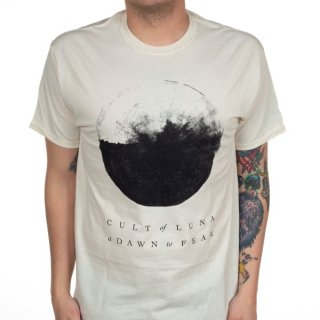 CULT Of LUNA Dawn Of Fear Natural, Tシャツ