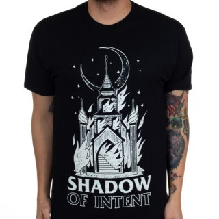 SHADOW OF INTENT Burning Church, Tシャツ