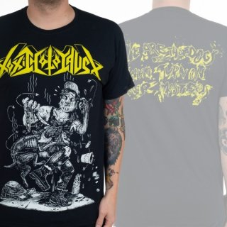 TOXIC HOLOCAUST Dogs, Tシャツ
