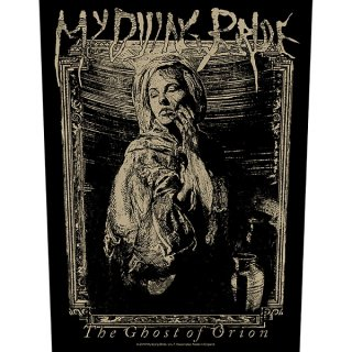 MY DYING BRIDE The Ghost Of Orion, バックパッチ