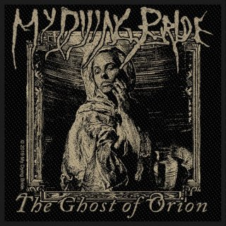 MY DYING BRIDE The Ghost Of Orion Woodcut, パッチ