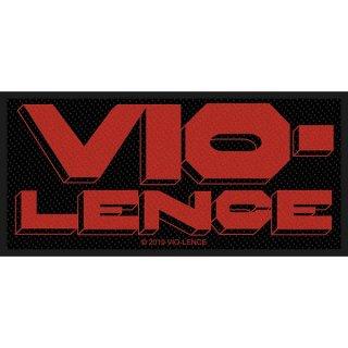 VIO-LENCE Logo, パッチ