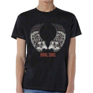 RIVAL SONS Desert Wings, Tシャツ
