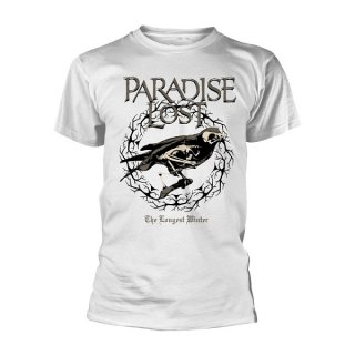 PARADISE LOST The Longest Winter Wht, Tシャツ