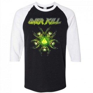 OVERKILL Overkill 19, ラグラン七分袖シャツ