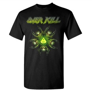 OVERKILL Wings Of War N. American Tour 2020, Tシャツ