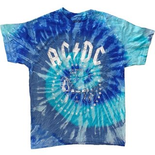 AC/DC For Those About To Rock Tie Die, Tシャツ