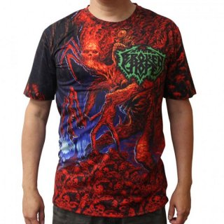 BROKEN HOPE Mutilated and Assimilated Sublimated, Tシャツ