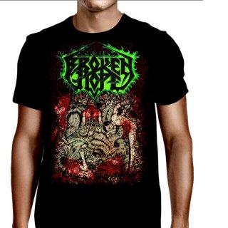 BROKEN HOPE Bowels of Repugnance, Tシャツ