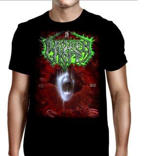 BROKEN HOPE Repulsive Conception, Tシャツ