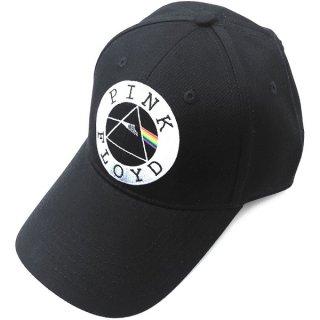 PINK FLOYD Circle Logo, キャップ