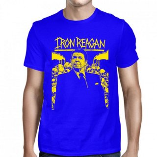 IRON REAGAN Ronnie Backdrop, Tシャツ