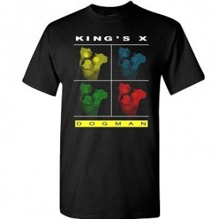 KINGS X Dogman Est. 1994, Tシャツ