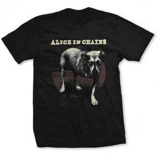 ALICE IN CHAINS Three Legged Dog, Tシャツ