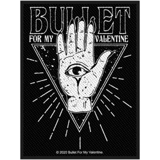 BULLET FOR MY VALENTINE All Seeing Eye, パッチ