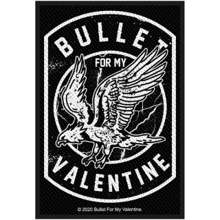 BULLET FOR MY VALENTINE Eagle, パッチ