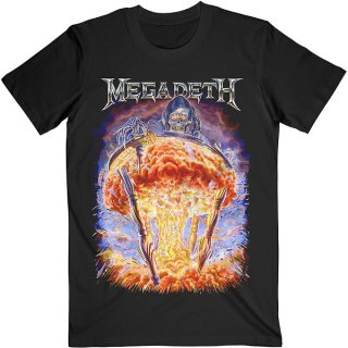MEGADETH Countdown To Extinction, Tシャツ
