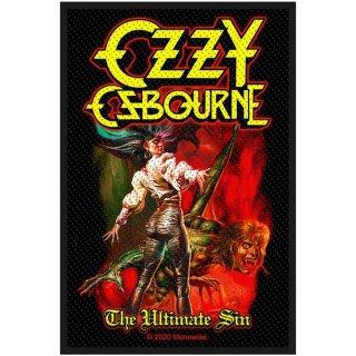 OZZY OSBOURNE The Ultimate Sin, パッチ