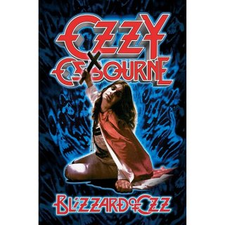 OZZY OSBOURNE Blizzard Of Oz, 布製ポスター