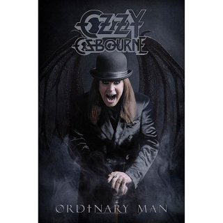 OZZY OSBOURNE Ordinary Man, 布製ポスター