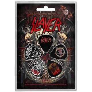 SLAYER Demonic, ギターピック(5枚セット)
