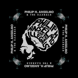 PHILIP H. ANSELMO & THE ILLEGALS Face, バンダナ