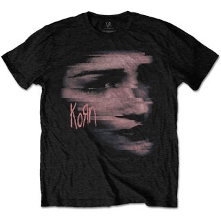 KORN Chopped Face, Tシャツ
