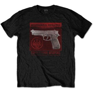 MY CHEMICAL ROMANCE Cw Volume 1, Tシャツ