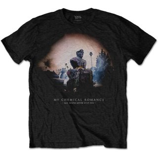 MY CHEMICAL ROMANCE May Death Cover, Tシャツ