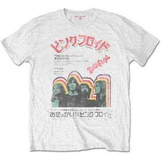 PINK FLOYD Japanese Poster, Tシャツ