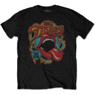 THE ROLLING STONES Retro 70s Vibr, Tシャツ