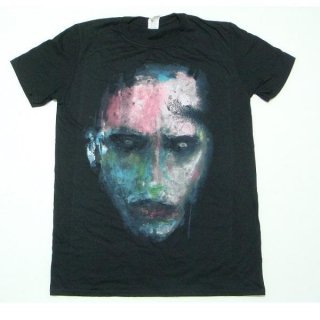 MARILYN MANSON We Are Chaos With Back Print, Tシャツ