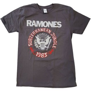 RAMONES Subterraneun Jungle, Tシャツ