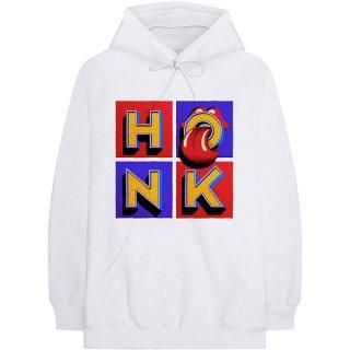 THE ROLLING STONES Honk Album Wht, パーカー