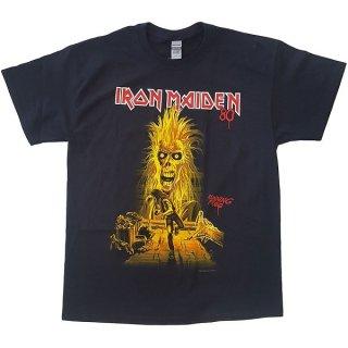 IRON MAIDEN Debut Album 40th Anniversary, Tシャツ