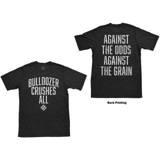 MACHINE HEAD Bulldozer, Tシャツ