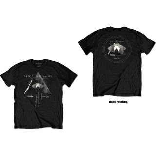 ALICE IN CHAINS Fog Mountain, Tシャツ