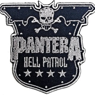 PANTERA Hell Patrol, パッチ