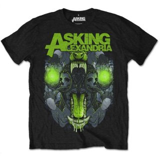 ASKING ALEXANDRIA Tsth, Tシャツ