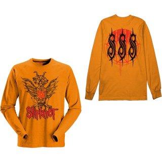 SLIPKNOT Winged Devil, ロングTシャツ